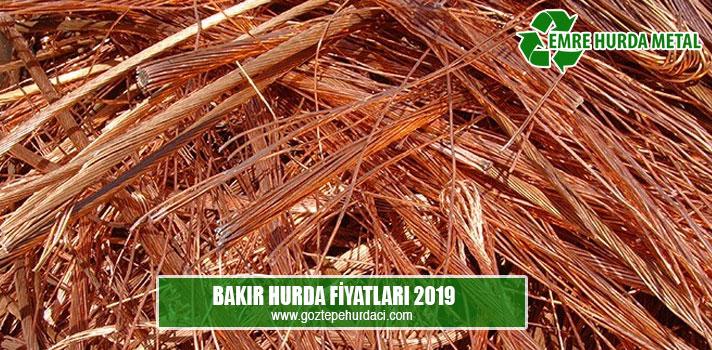 bakır hurda fiyatları 2019