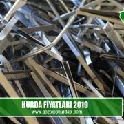 hurda fiyatları 2019