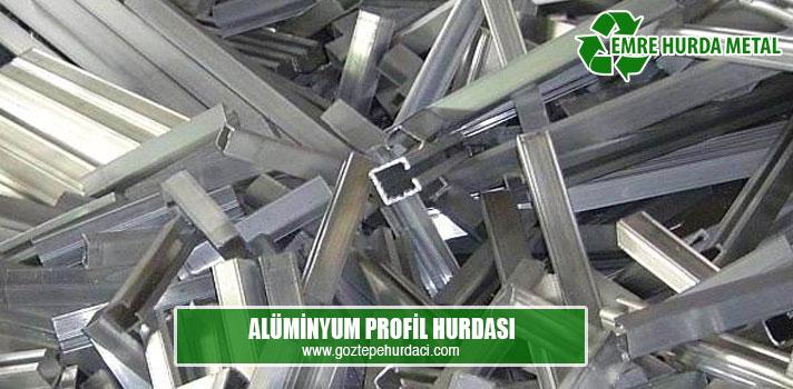 alüminyum profil hurdası